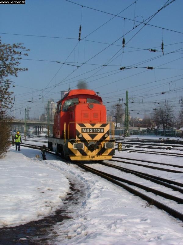 M43 1129 Szolnokon fotó