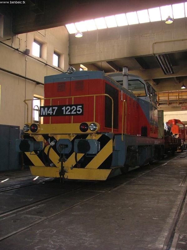 M47 1225 Szolnokon fotó