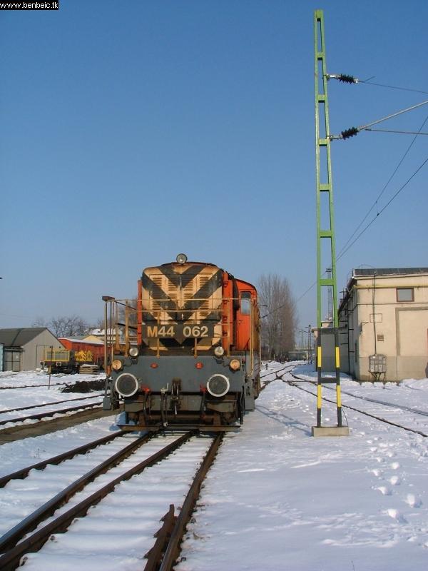 M44 062 Szolnokon fotó