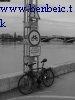 Kerékpározni tilos