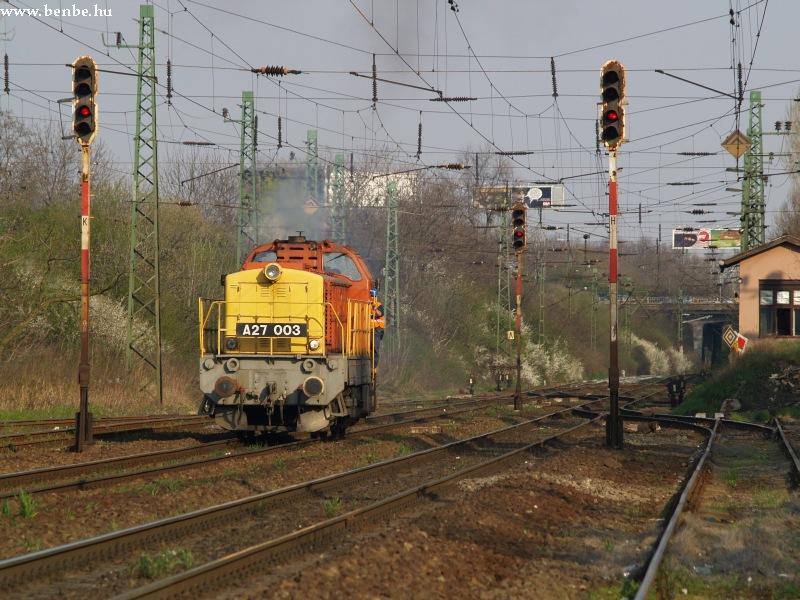 A27 003 Pestszentlõrincen fotó