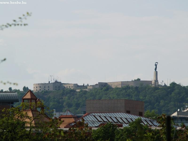 A Citadell és az ELTE fotó