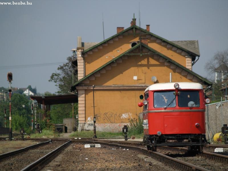 Amsler FMK-002 Kelenföld állomáson fotó