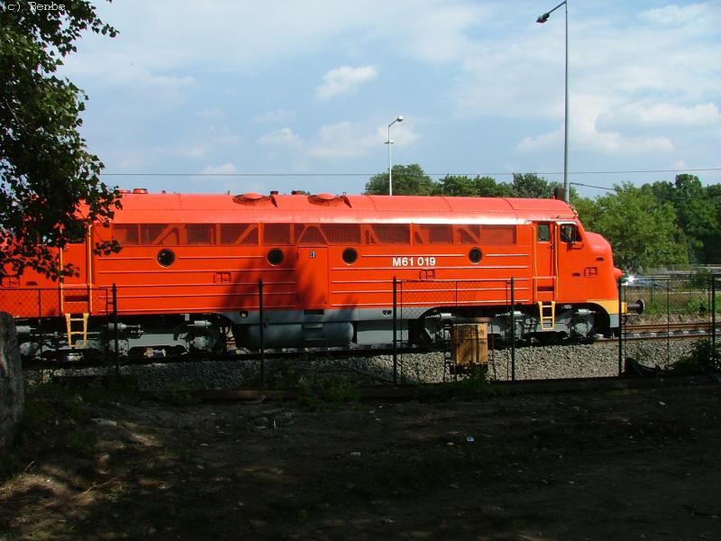 M61 019 Aquincum elágazásnál fotó