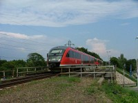 The 6342 005 near Aquincum felsõ