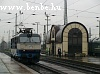 The Slovakian 350 003-0 at the Keleti p�lyaudvar