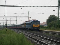 The V63 019 at S�lys�p station