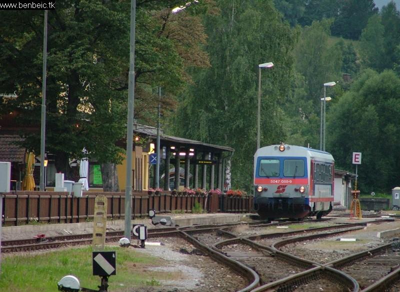 5047 088-9 Puchberg am Schneeberg állomáson fotó