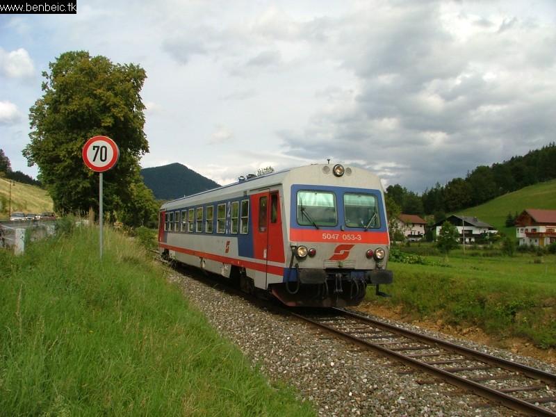 5047 053-3 Puchberg elõtt fotó