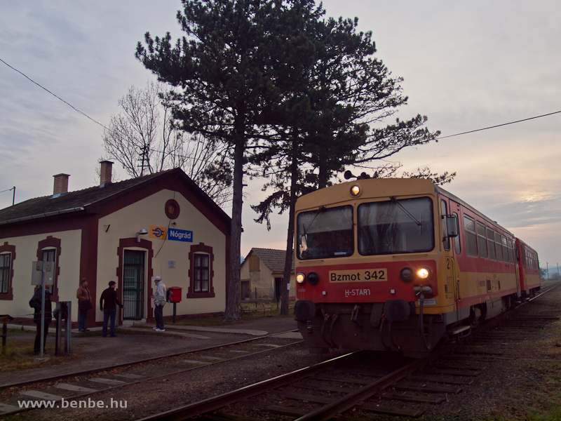 Bzmot 342 Nógrádban fotó
