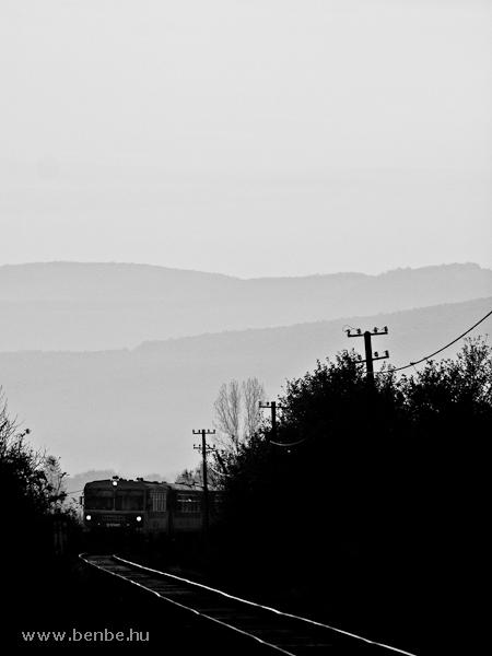 Berkenye felől érkezik Nógrádba a Bzmot 340-es fotó