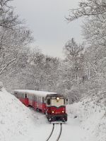 The Mk45 2005 between Vadaspark and Sz�pjuh�szn�
