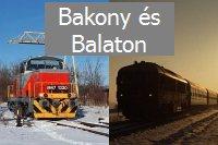 Bakony and Balaton