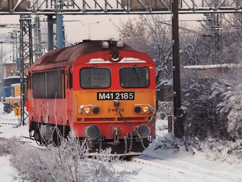 M41 2185 Székesfehérváron fotó
