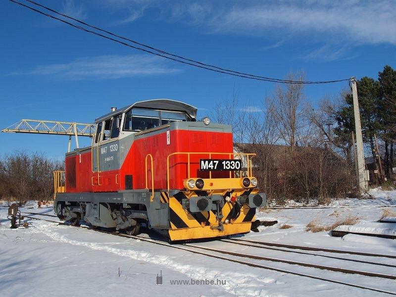 M47 1330 Dudarbánya állomáson fotó