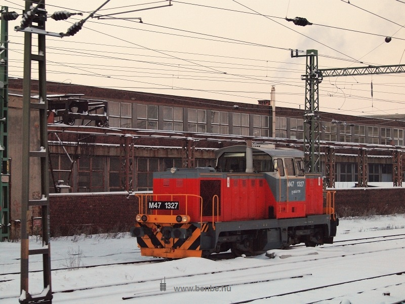 M47 1327 Székesfehérváron fotó