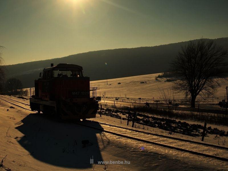 M47 1329 Eplény és Zirc között fotó