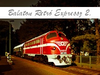 Balaton Retro Express 2.