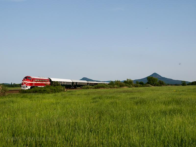 Az M61 001 Nemesgulács-Kisapáti és Tapolca között fotó