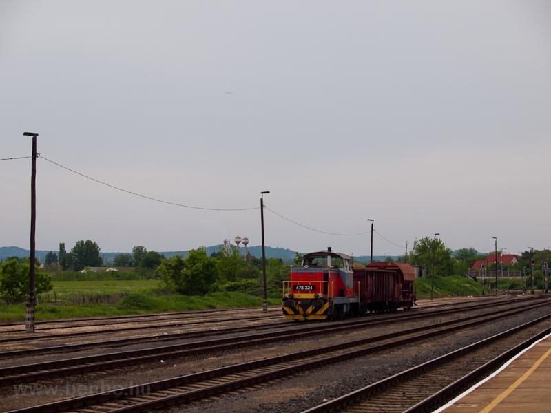 A 478 324 (ex M47 1324) Tapolcán fotó