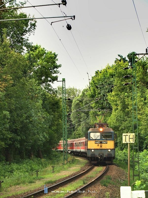 V43 1147 Keszthelyen fotó