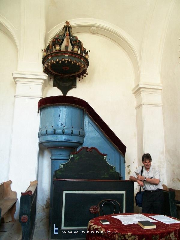 A monoszlói templom fotó
