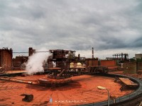 Visiting the MAL Zrt.'s Ajka Alumina Works