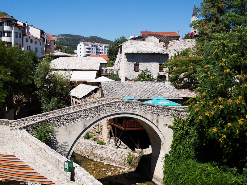 Mostar - Kriva Æuprija, a l fotó
