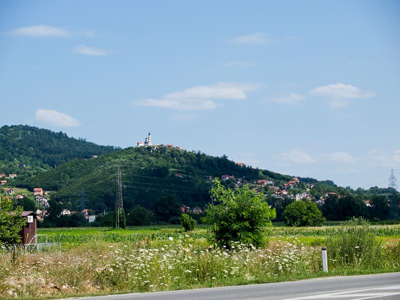 Táj Doboj közelében (Boszni fotó
