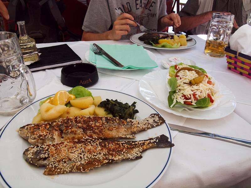 Remek étterem Blagajban, ko fotó
