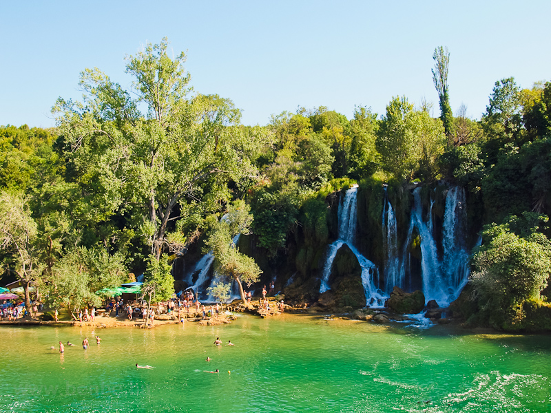 Kravica waterfall photo