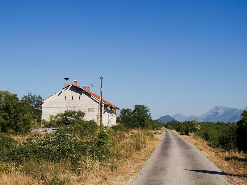 Ljubovo-Duži régi kisvasúti állomása fotó