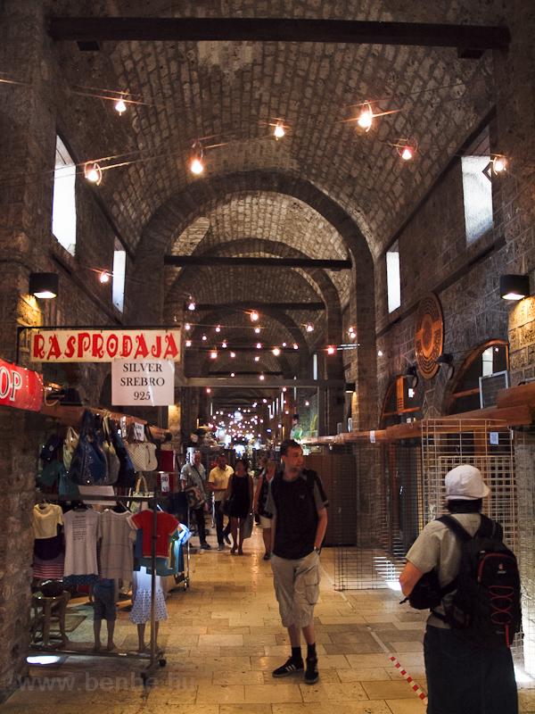 Sarajevo - the Bazaar of Gazi Husrev beg photo