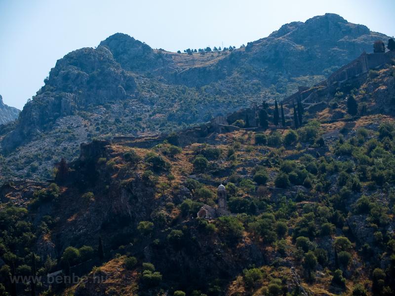 Kotori erőd, Montenegr fotó