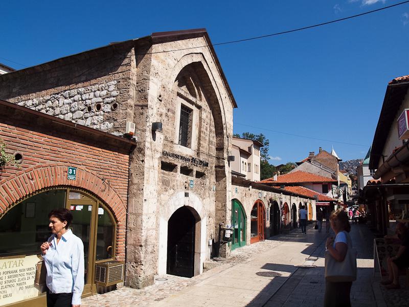 Szarajevo - Gázi Huszrev bé fotó