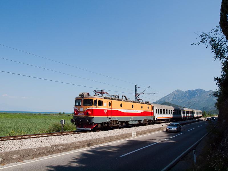 A ŽCG 461-035 Virpazar fotó