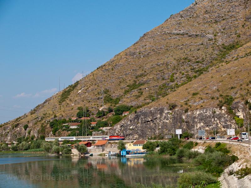 A ŽCG 461-039 Vranjina fotó