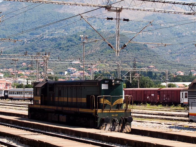 A ŽCG 644-007 Barban fotó