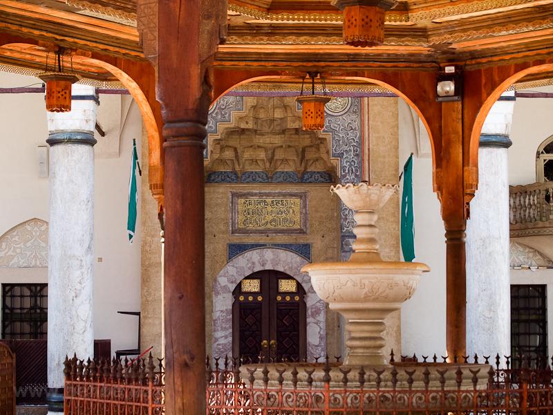 Szarajevo - Gázi Husrev bég mecsete fotó