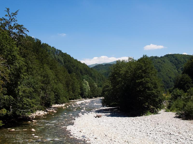 A Tara-folyó Kolasínnál fotó