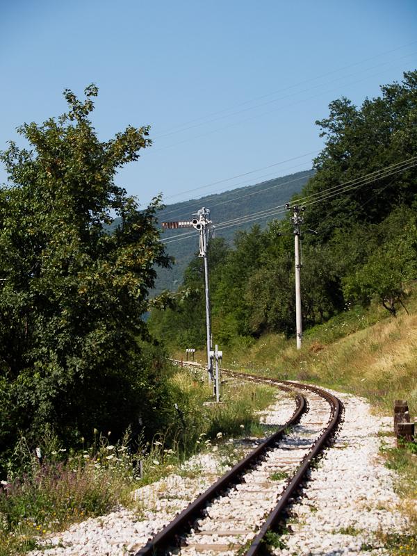 A korábbi Bosnyák Keleti Vasút jelenleg használaton kívüli, de járható Višegrád - Mokra Gora szakasza fotó