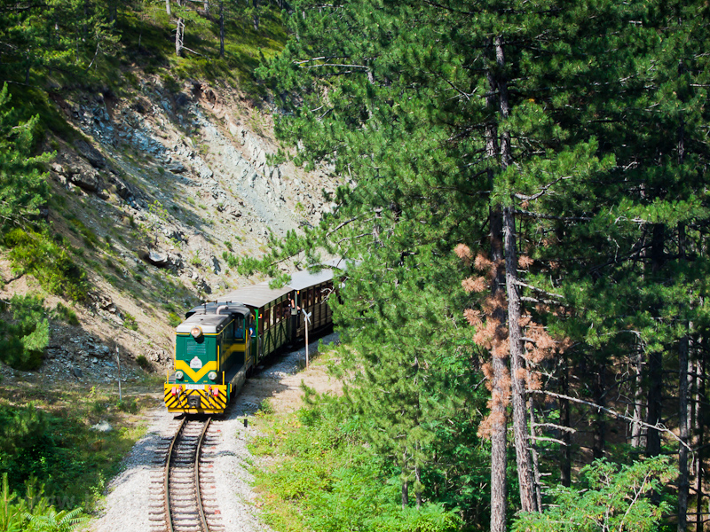 A Szerb Vasút 740-101 pálya fotó