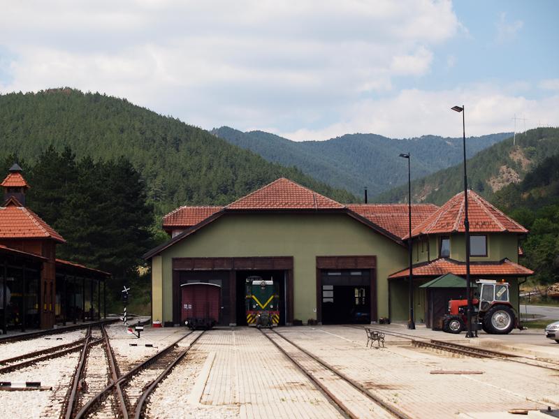 Fűtőház Šarg fotó