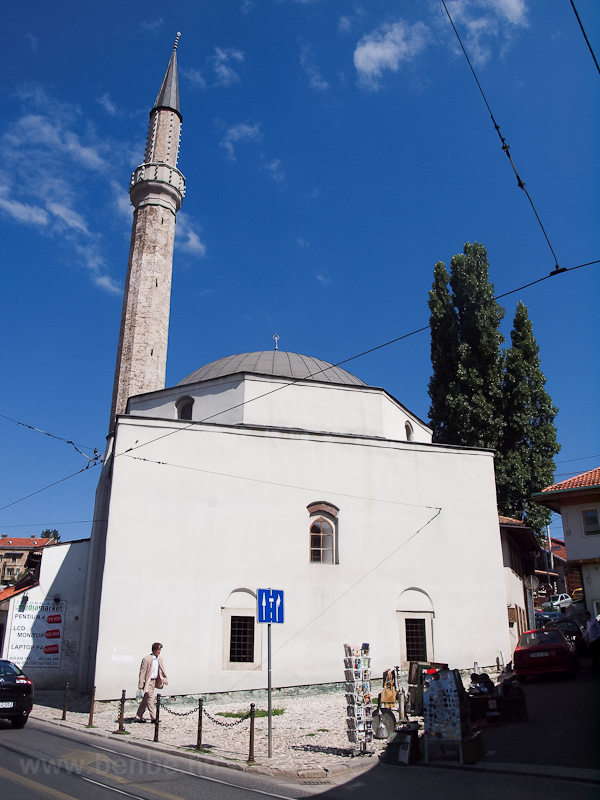 Szarajevo - mecset fotó