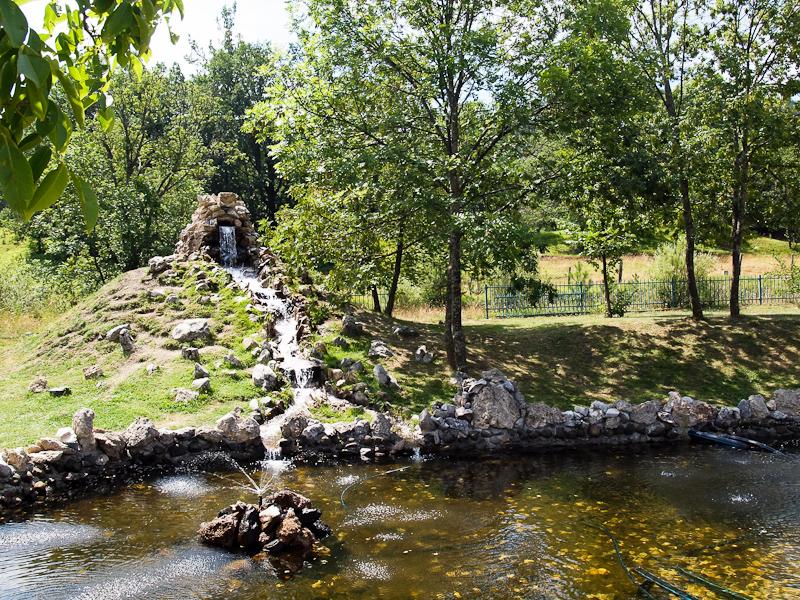 Szökőkút Šargan-V fotó