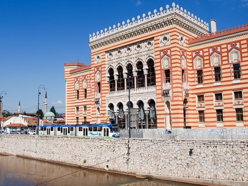 Sarajevo - National Library photo
