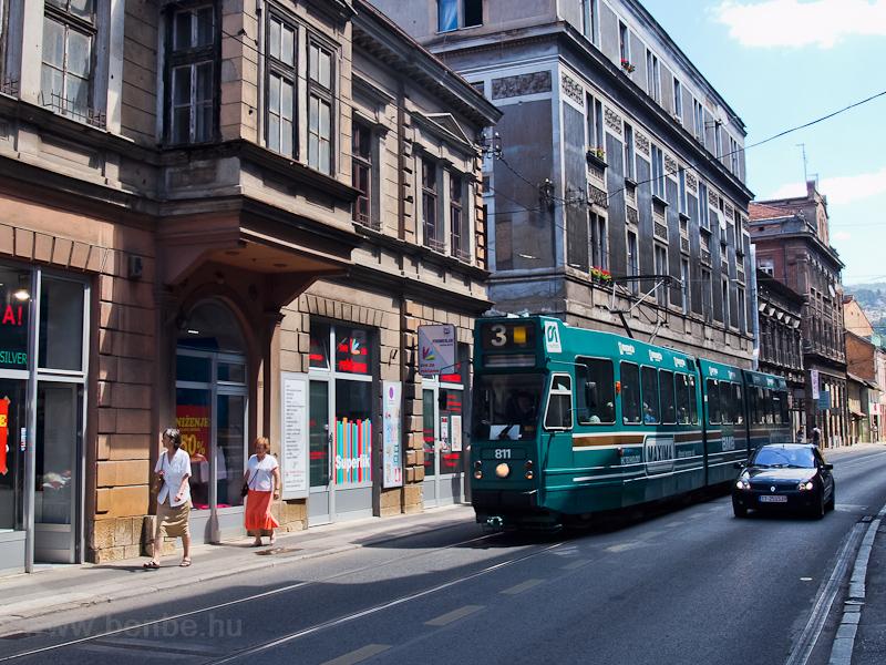 Szarajevo - amszterdami vil fotó