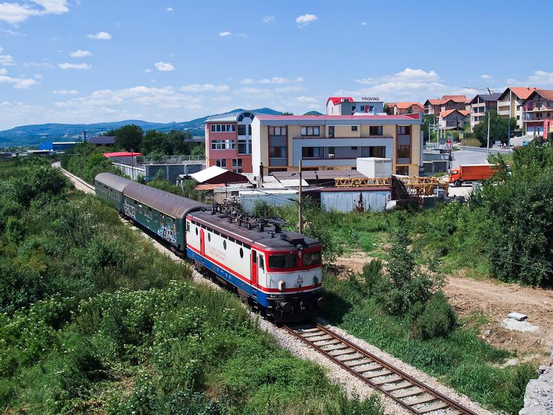 A ŽFBH 441-903 Maglajb fotó