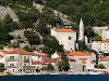 Prerast, the authentic harbour at the Bay of Kotor