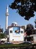 A mosque in Tirana